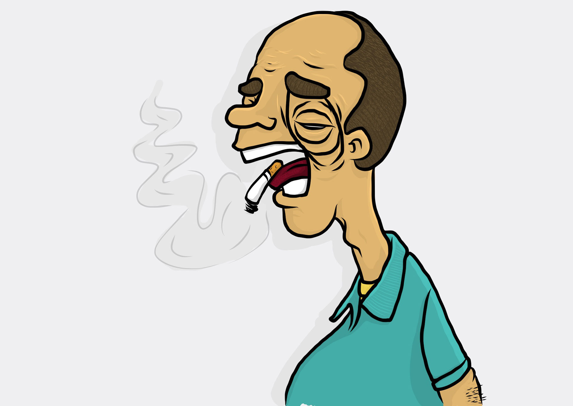 Smoking Man 3