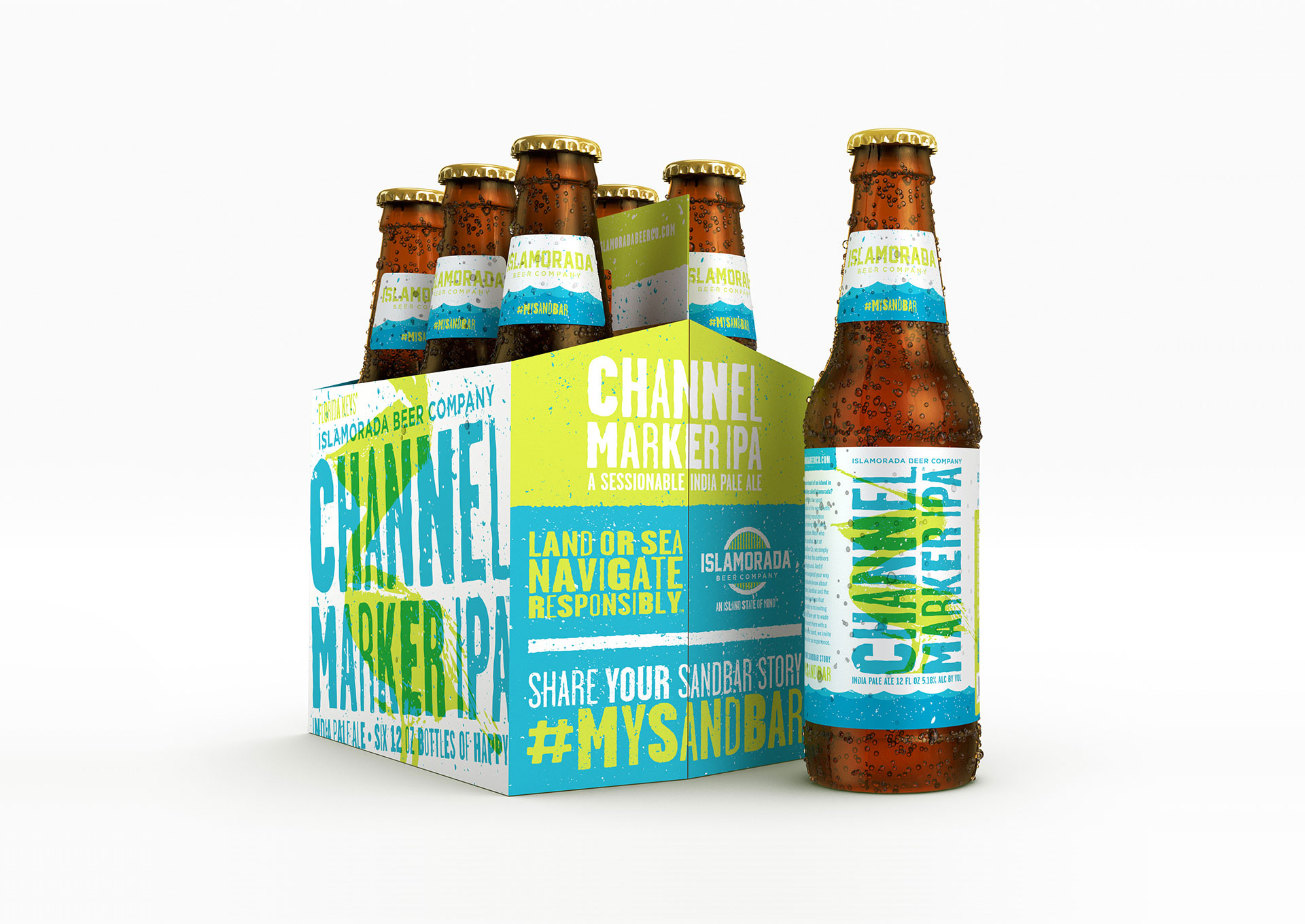Islamorada Beer Co Channel Marker Ale